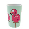 Flamingo White Melamine Cup 107x75mm 300ml