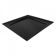 Black Dover Tray 375x375x30mm 1L