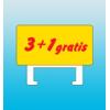 Promoclips rechthoek (2 poten)