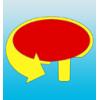 Promopijl (1 poot)